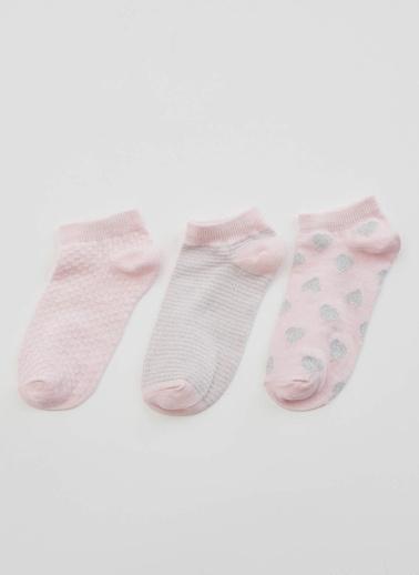DeFacto Çorap Pembe